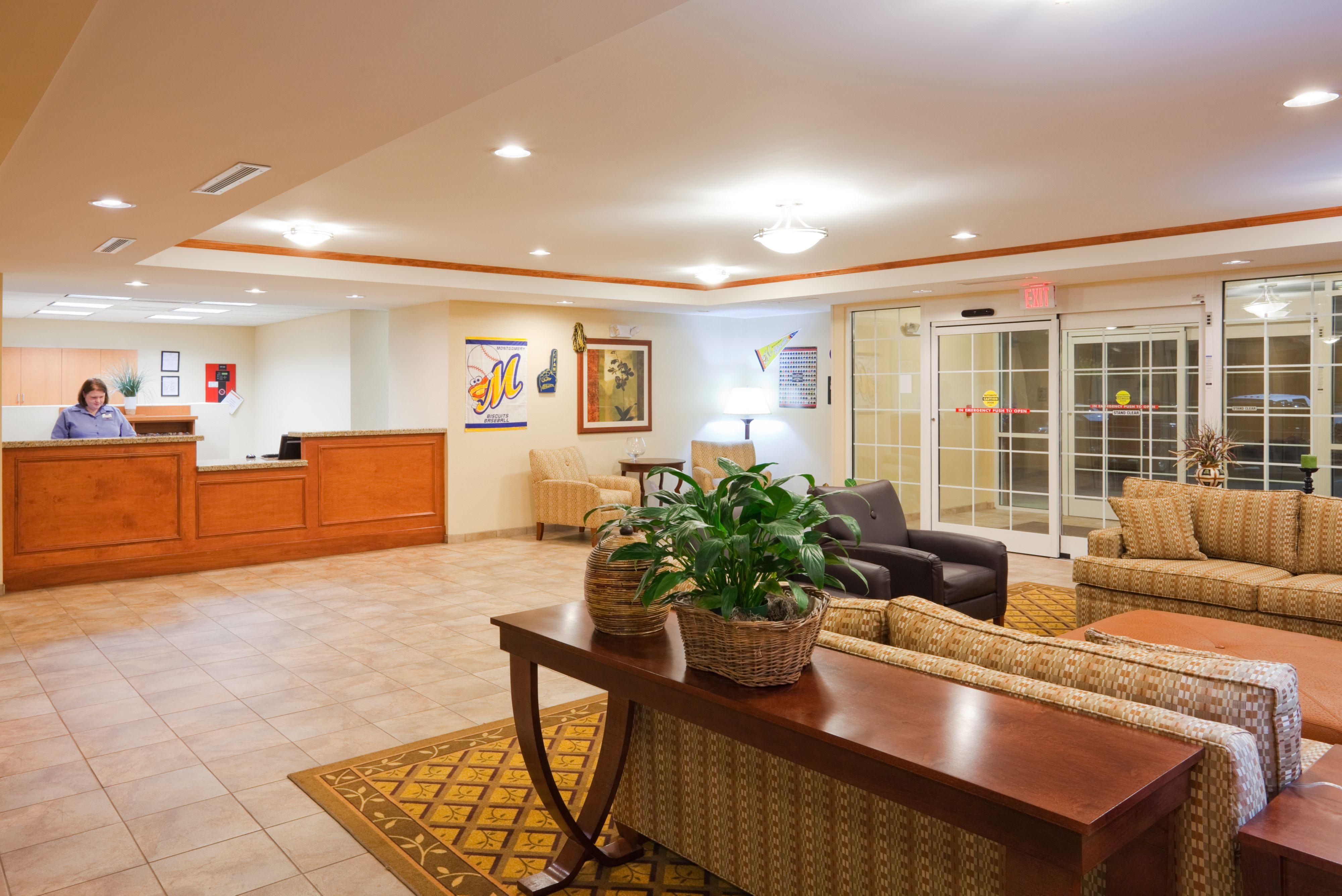 Candlewood Suites Eastchase Park Montgomery Alabama Al