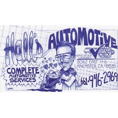 Hall's Automotive Inc.