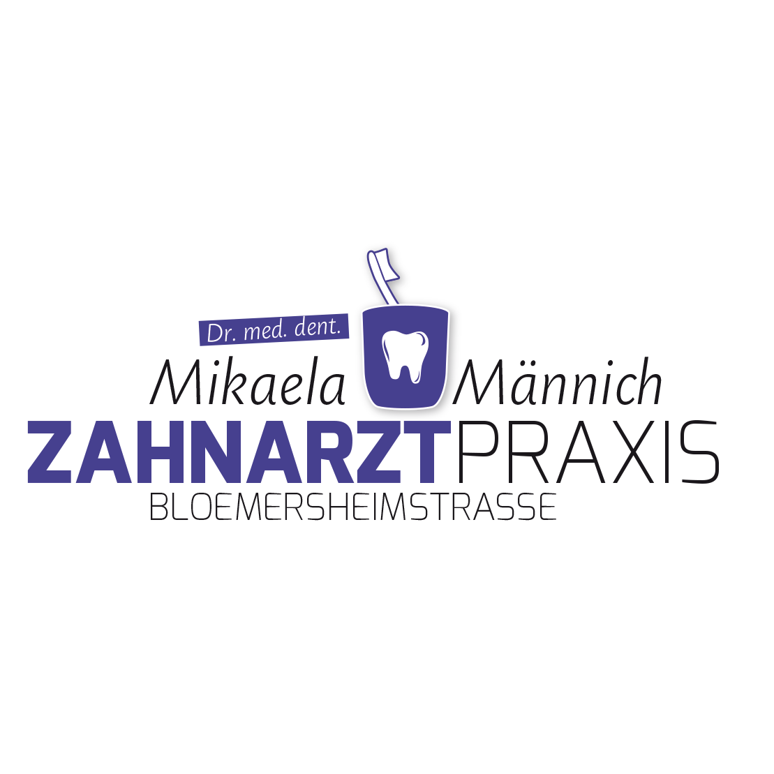 Bild zu Dr. med. dent. Mikaela Männich Zahnarztpraxis in Krefeld