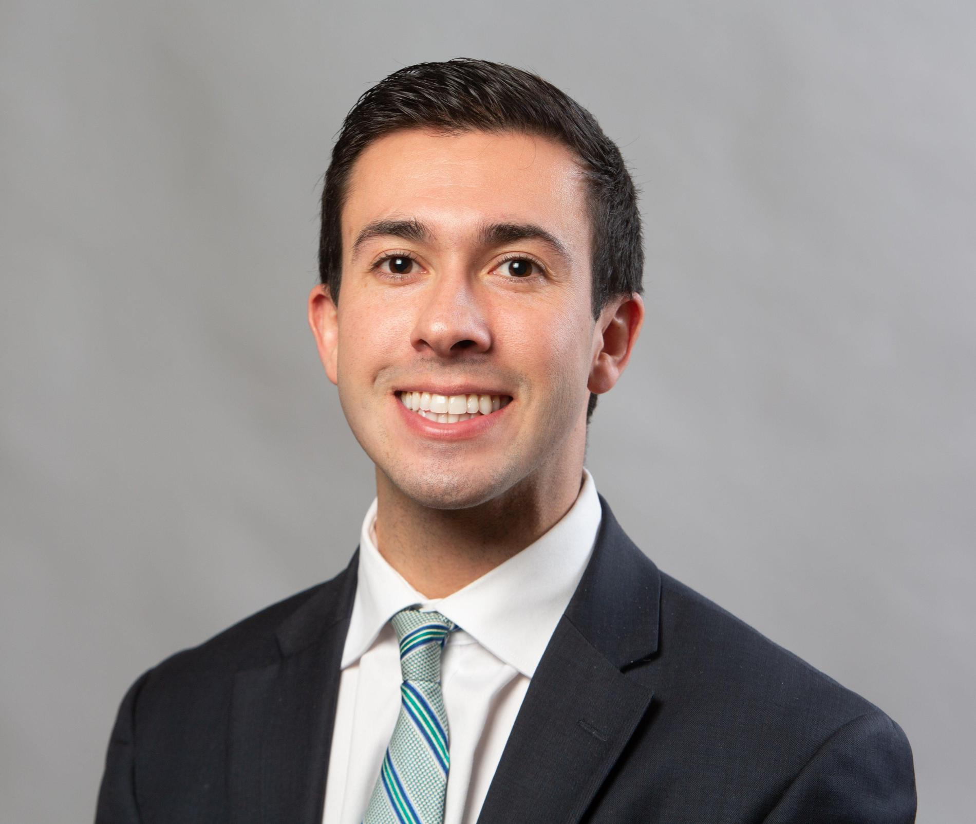 Photo of Kyle Medeiros - Morgan Stanley