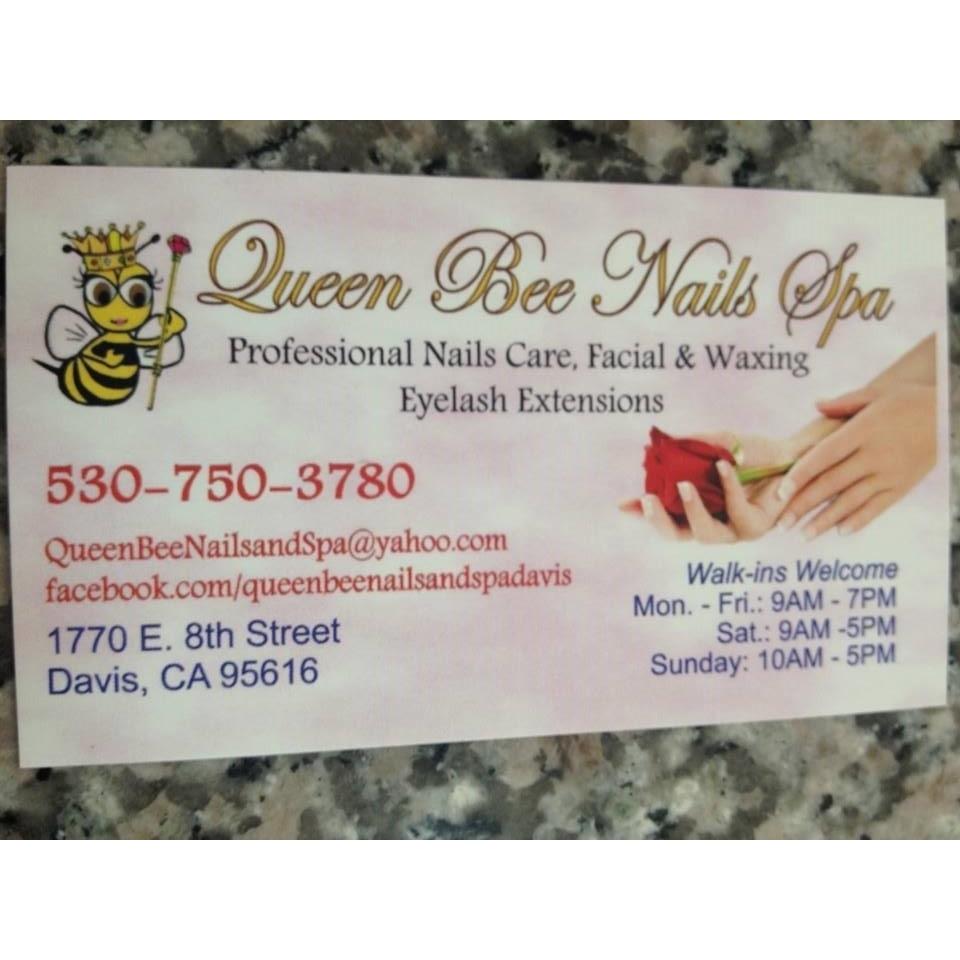 Queen Bee Nail Spa Davis