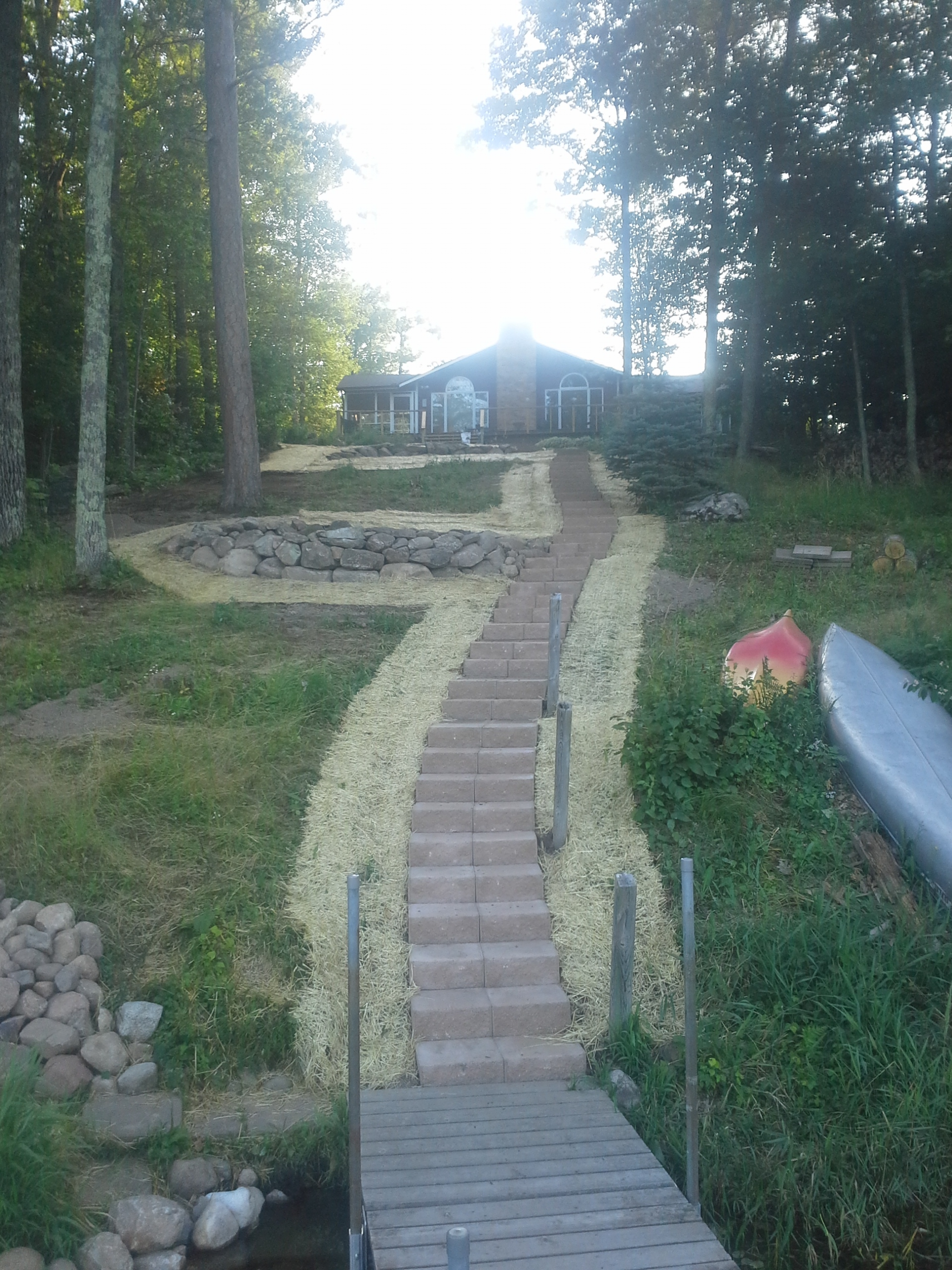Nelson 39 s lawn and landscaping in aitkin mn 56431 for Landscaping rocks nelson