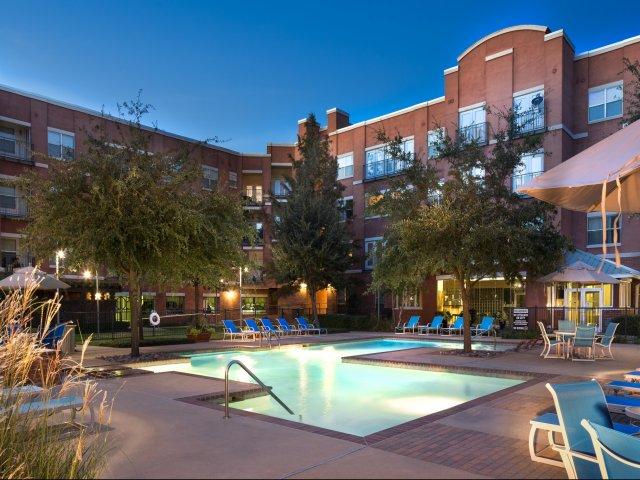 5225 Maple Avenue Apartment Homes