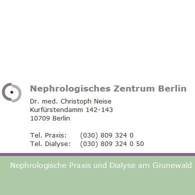 Bild zu Praxis Dr. med. Christoph Neise in Berlin