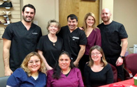 Caring Podiatry Doctors and Staff