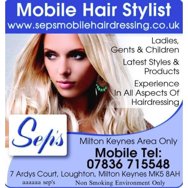 Sep's Mobile Hairdressing - Milton Keynes, Buckinghamshire MK5 8AH - 07836 715548 | ShowMeLocal.com