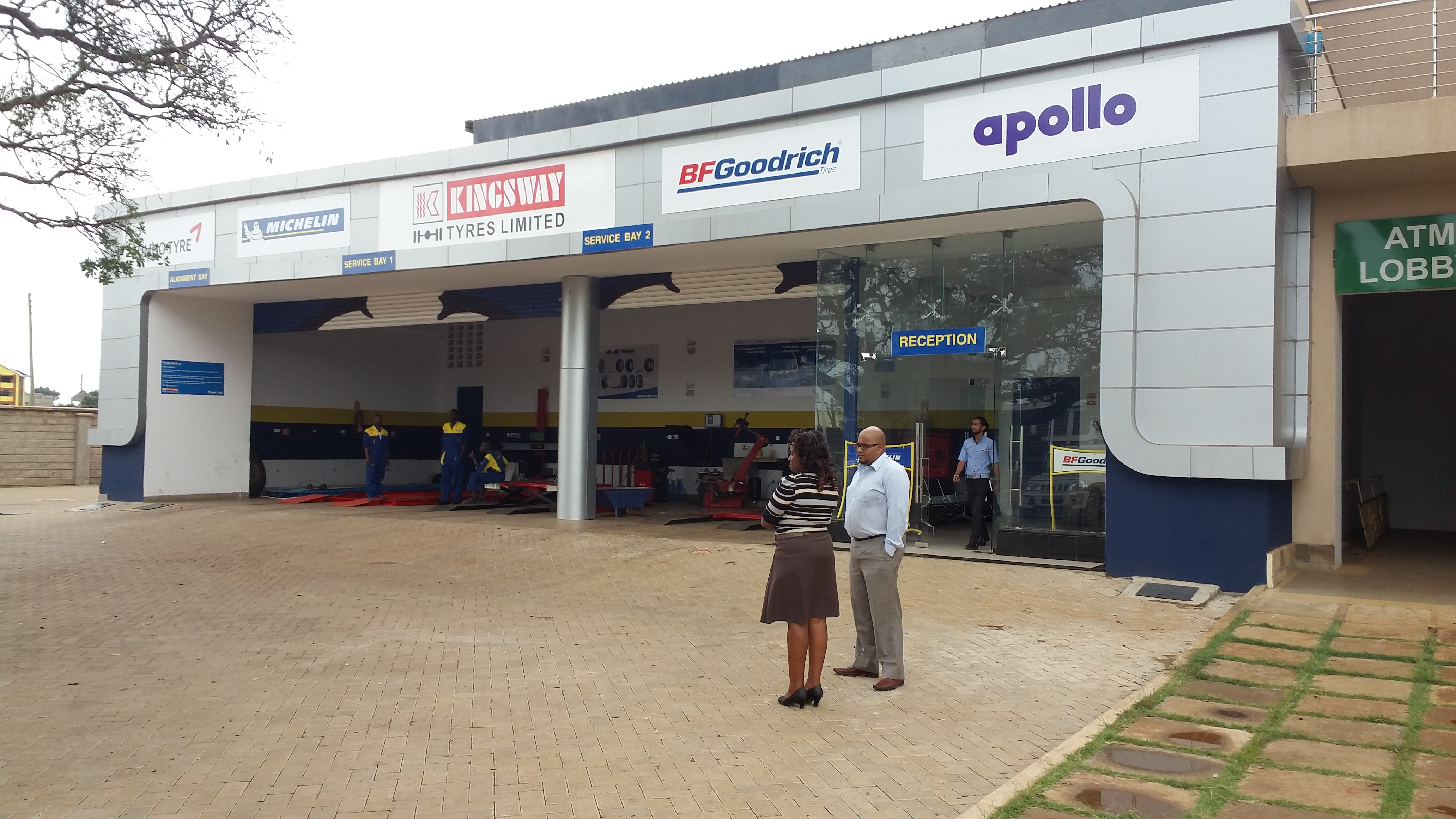 Kingsway Tyres - Thika Ananas Mall