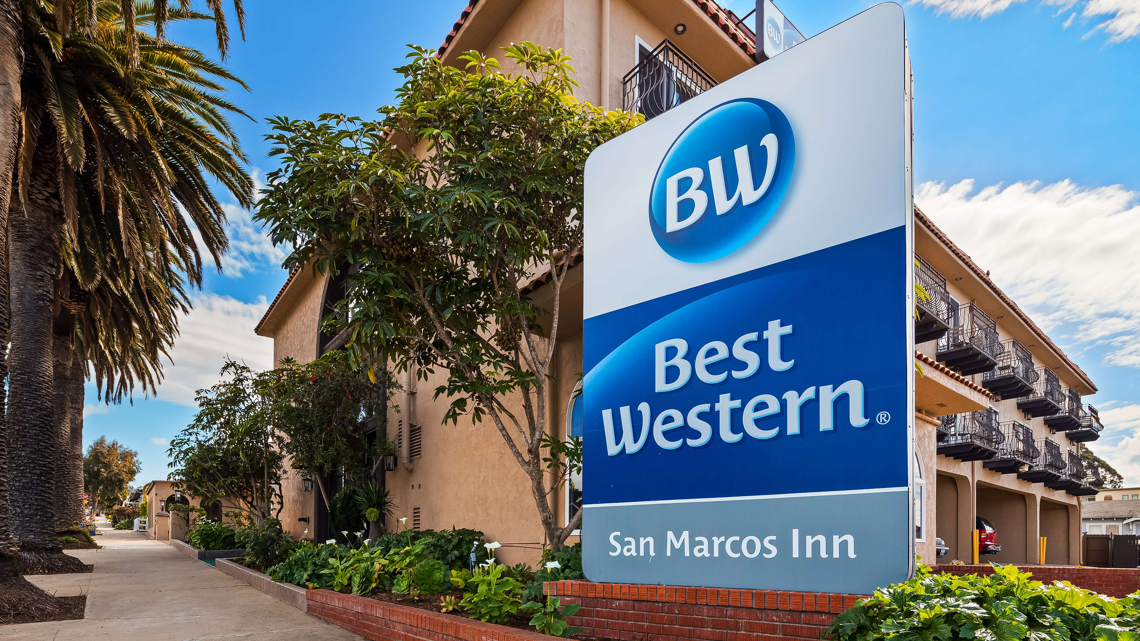 best western san marcos inn morro bay california ca. Black Bedroom Furniture Sets. Home Design Ideas