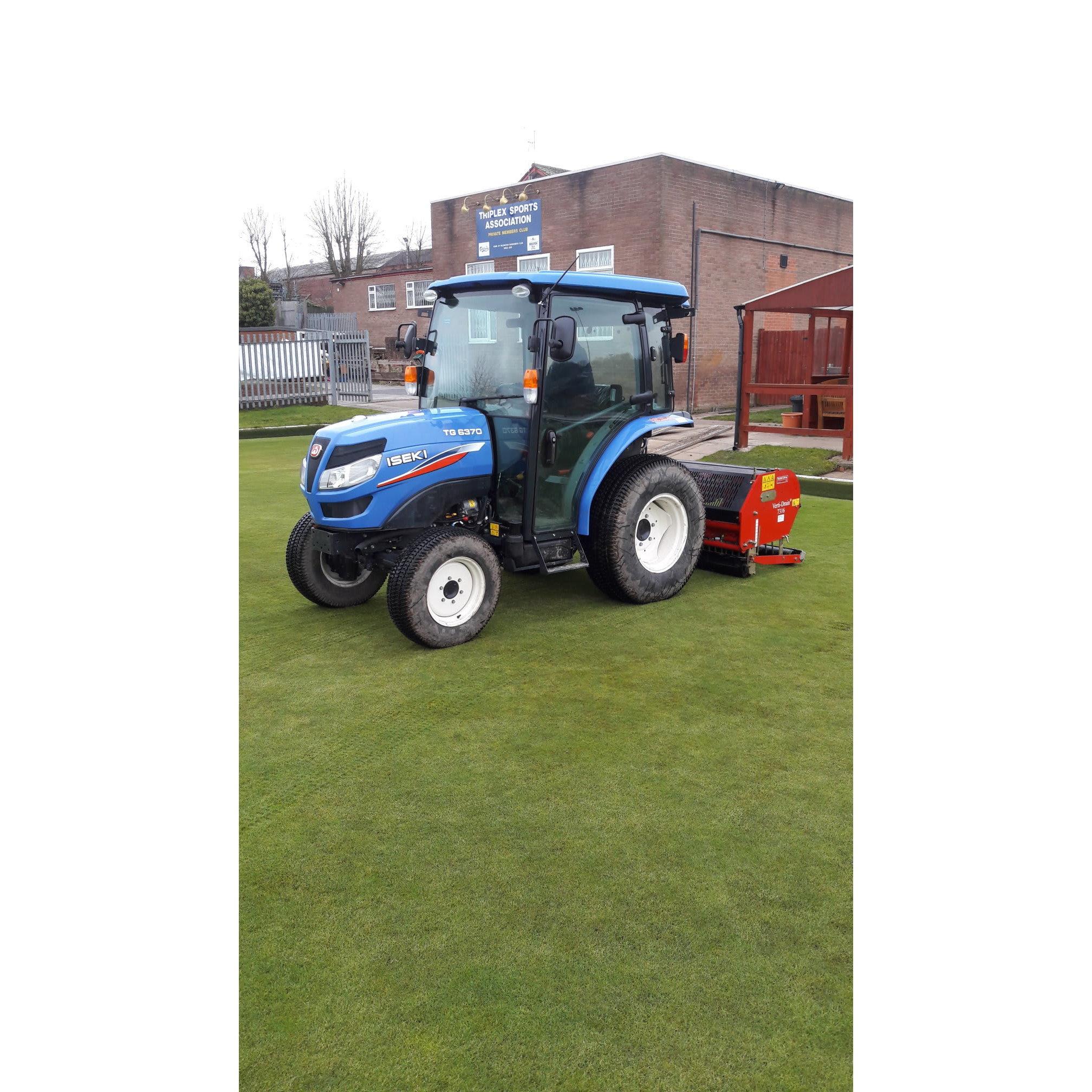 Shropshire Verti Drain & Turf Services - Telford, West Midlands TF5 0DX - 07914 410160   ShowMeLocal.com