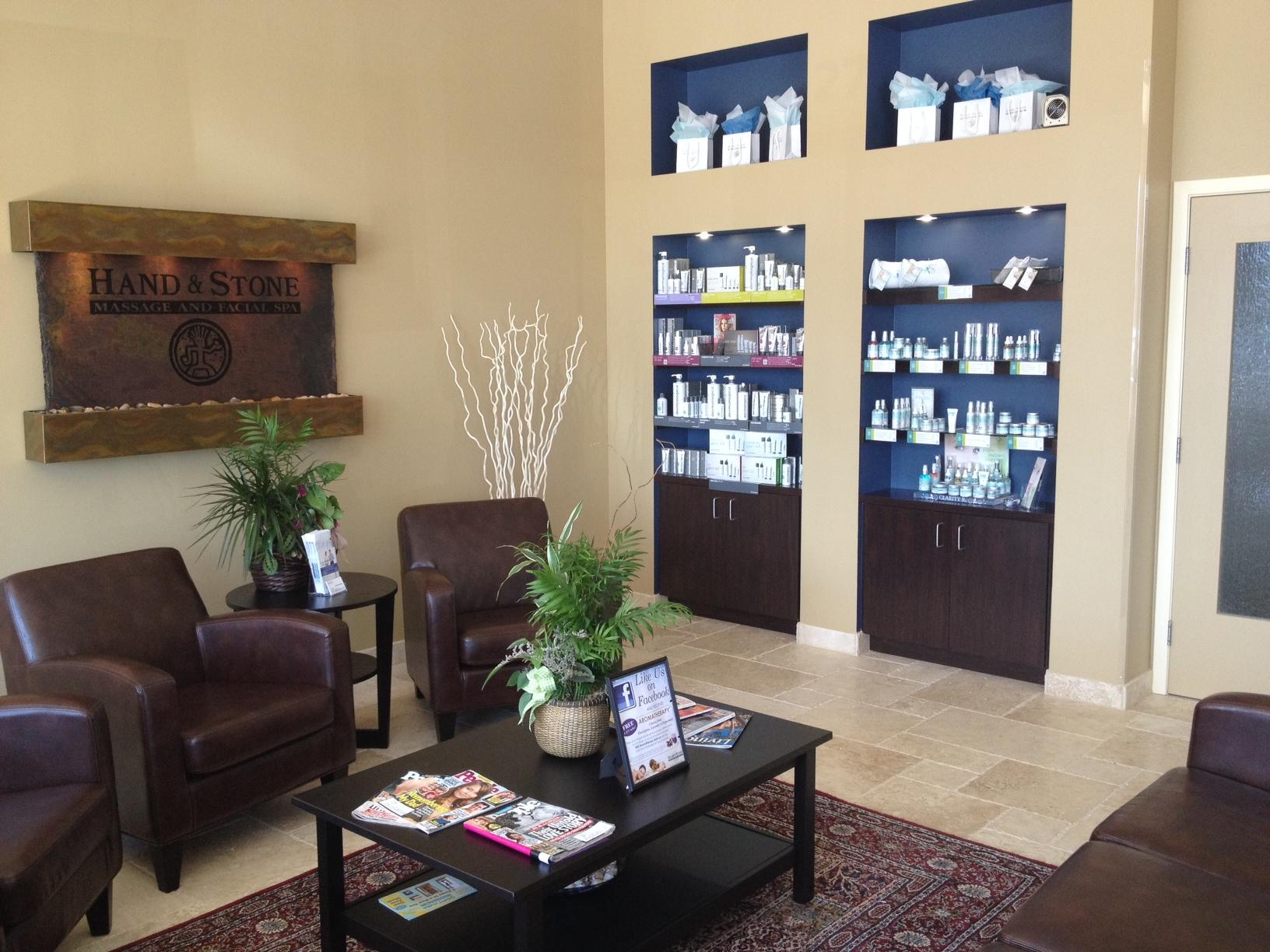 Spa in FL Sarasota 34239 Hand & Stone Massage and Facial Spa 3800 S. Tamiami Trail  (941)444-1747