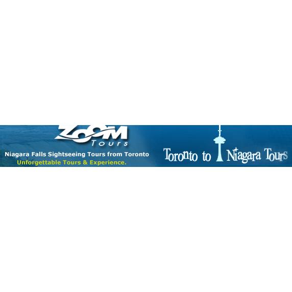 Zoom Tours Niagara Falls logo