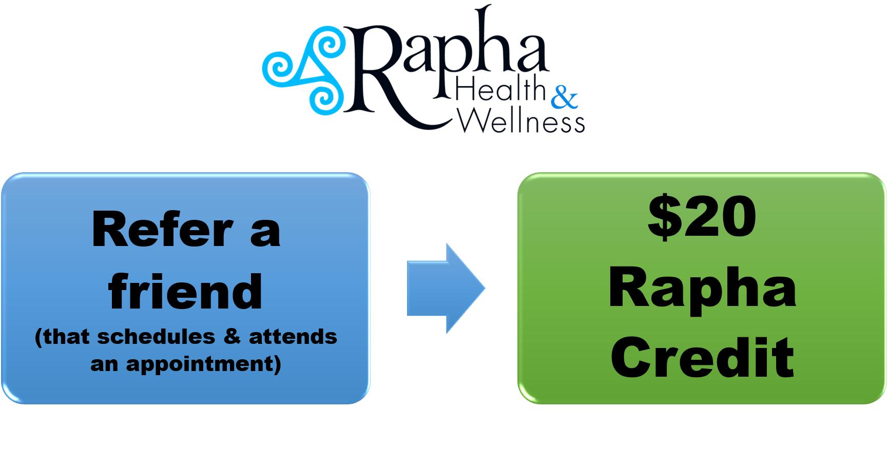 Rapha Health & Wellness