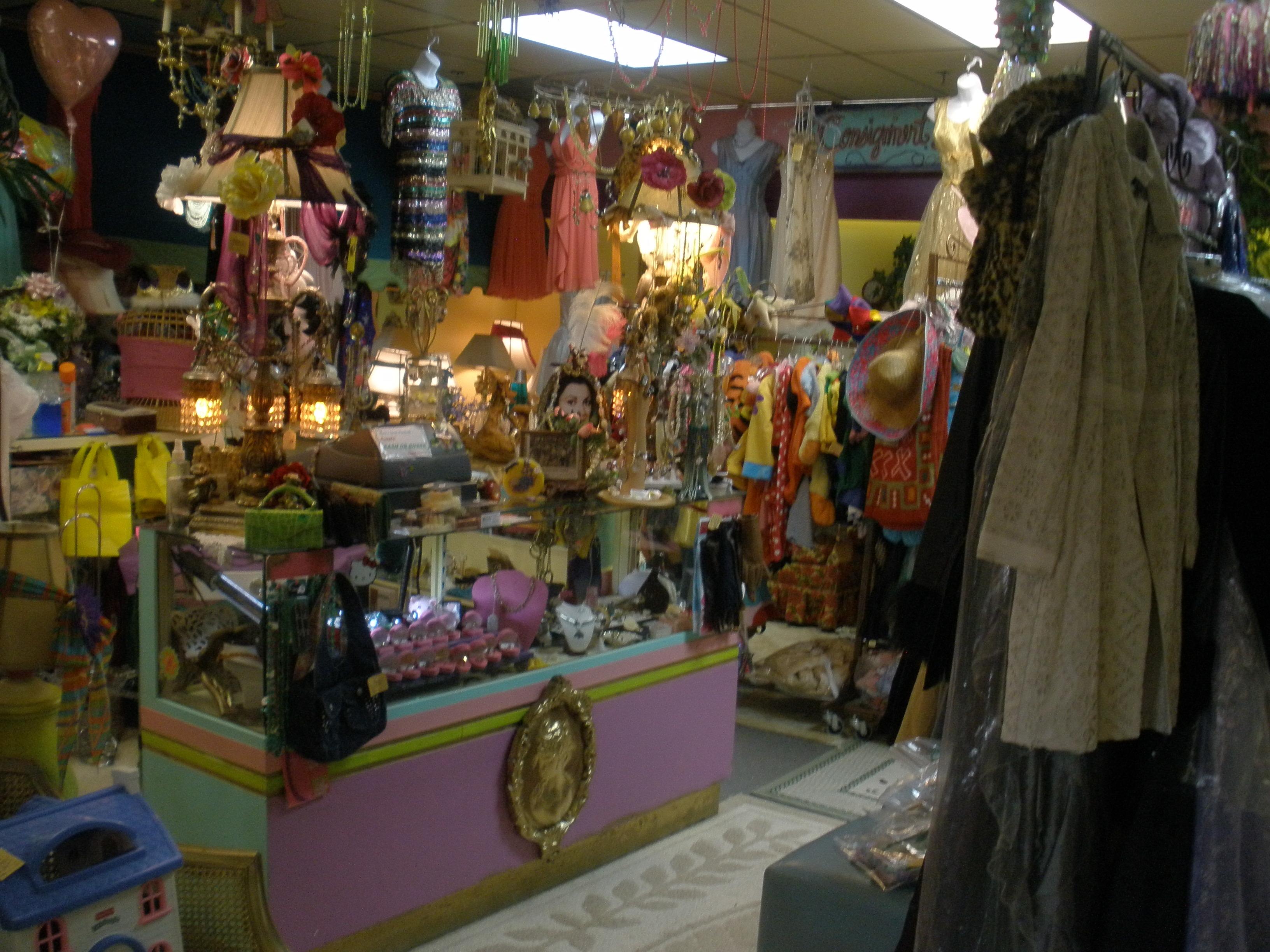 Marys Secret Wardrobe Thrift Boutique - ad image