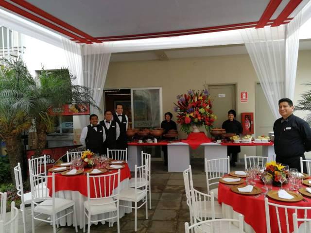 Foto de Alicia López Catering