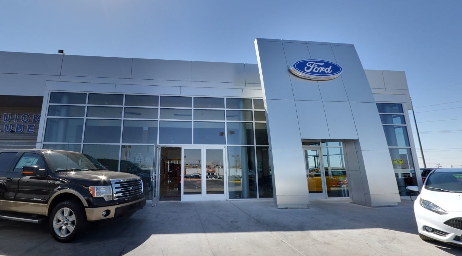 Shamaley Ford In El Paso Tx 79936 Chamberofcommerce Com