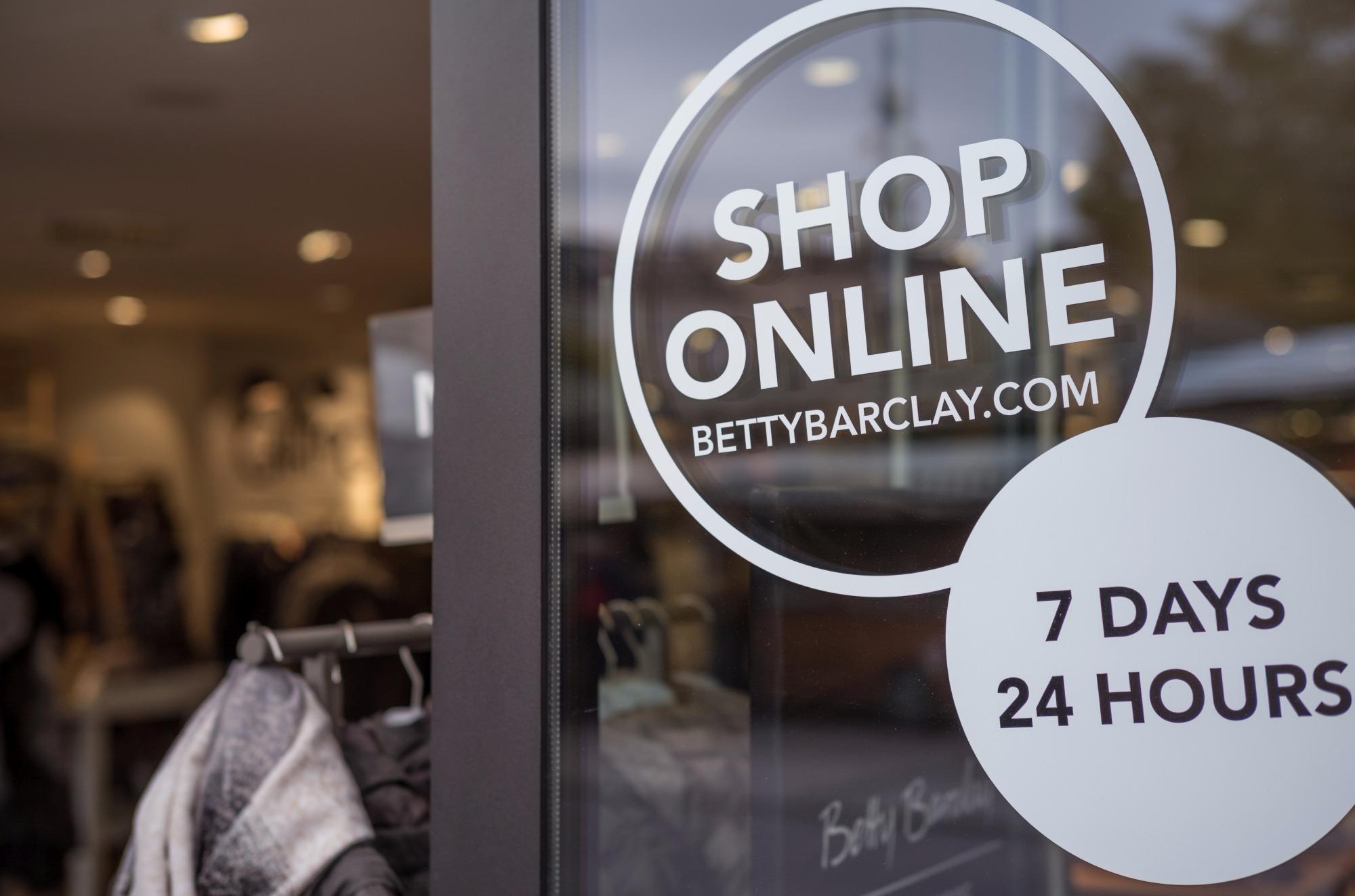 Betty Barclay Store, Rathausgasse 5 in Freiburg im Breisgau