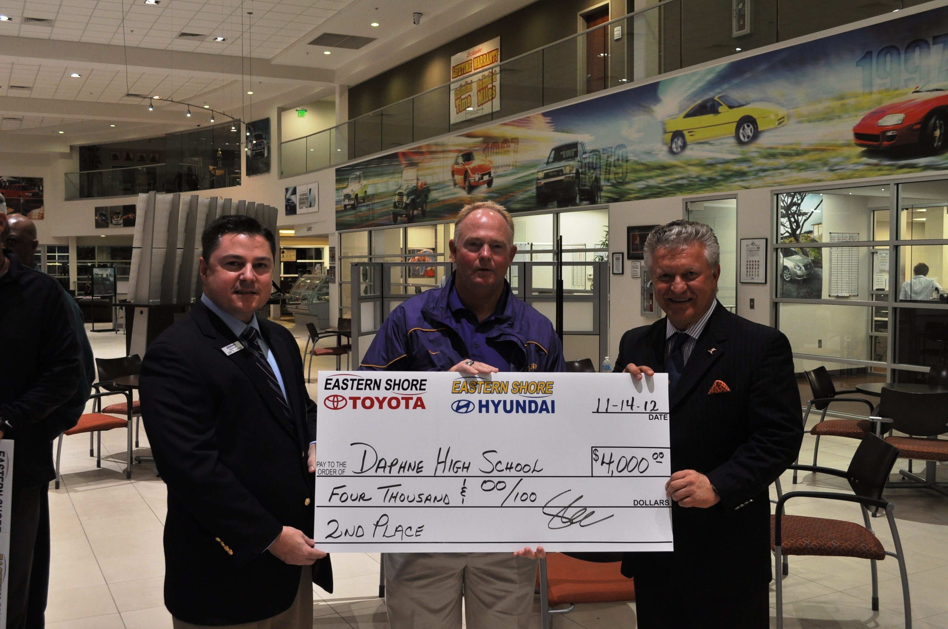 Eastern Shore Toyota image 2