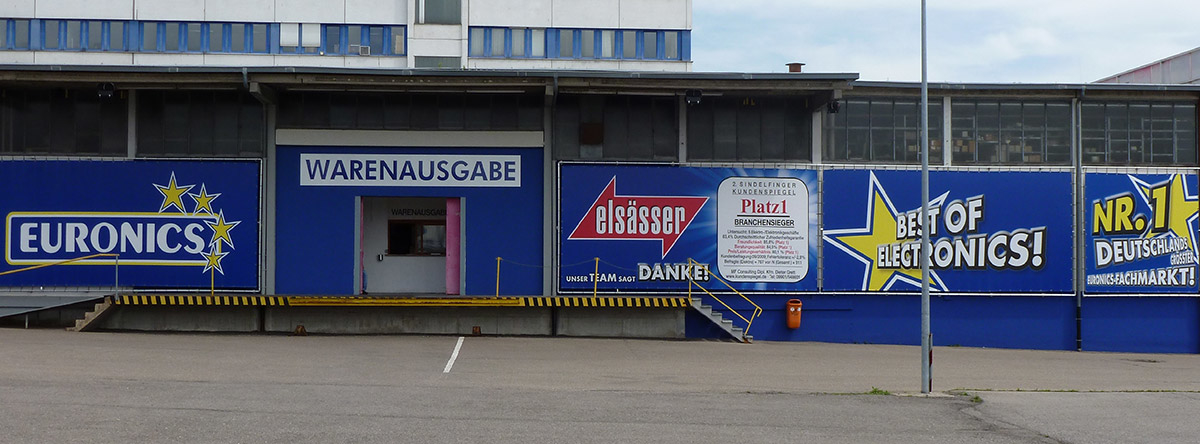 Elsässer in Sindelfingen-Gegenüber Breuningerland