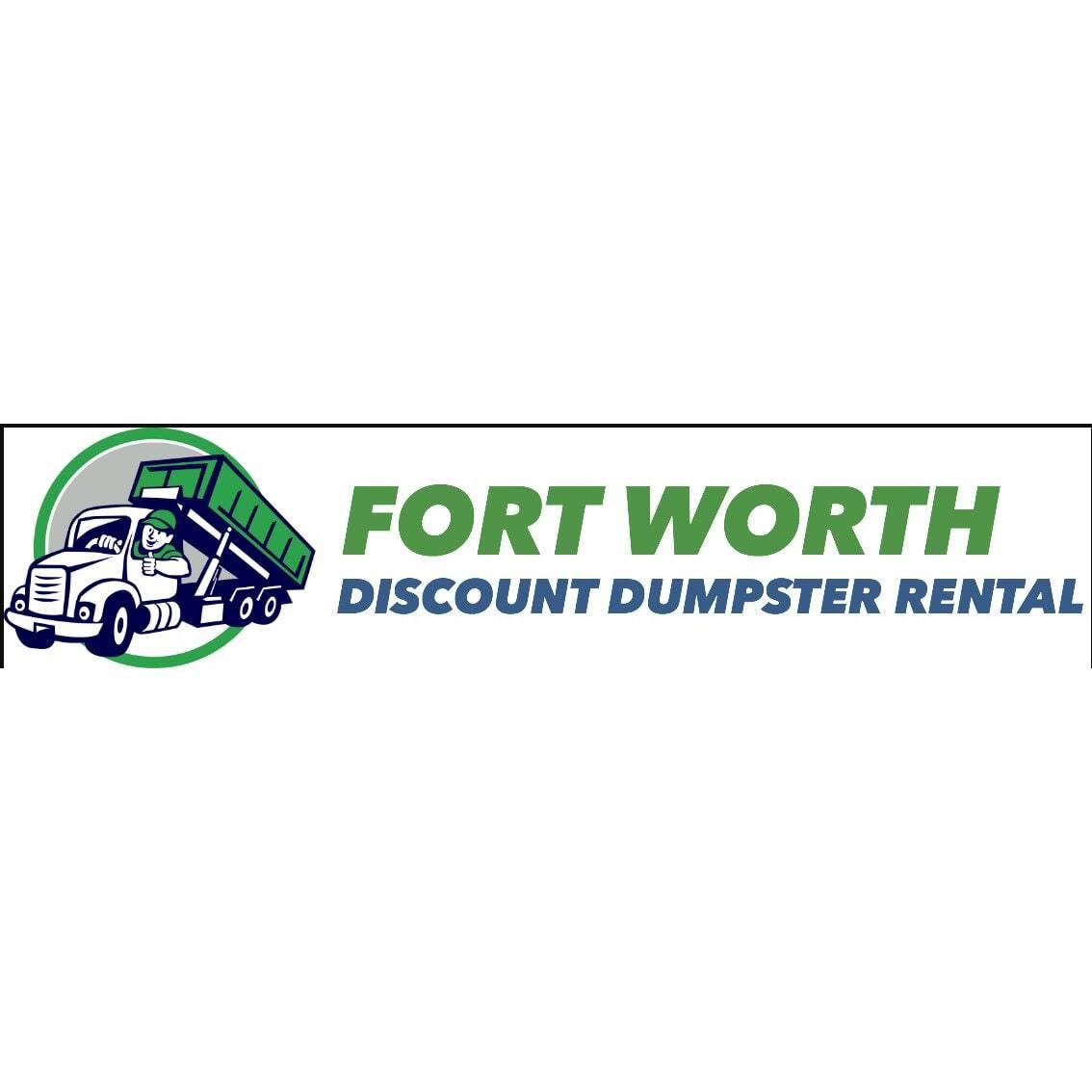 Discount Dumpster Rental Fort Worth
