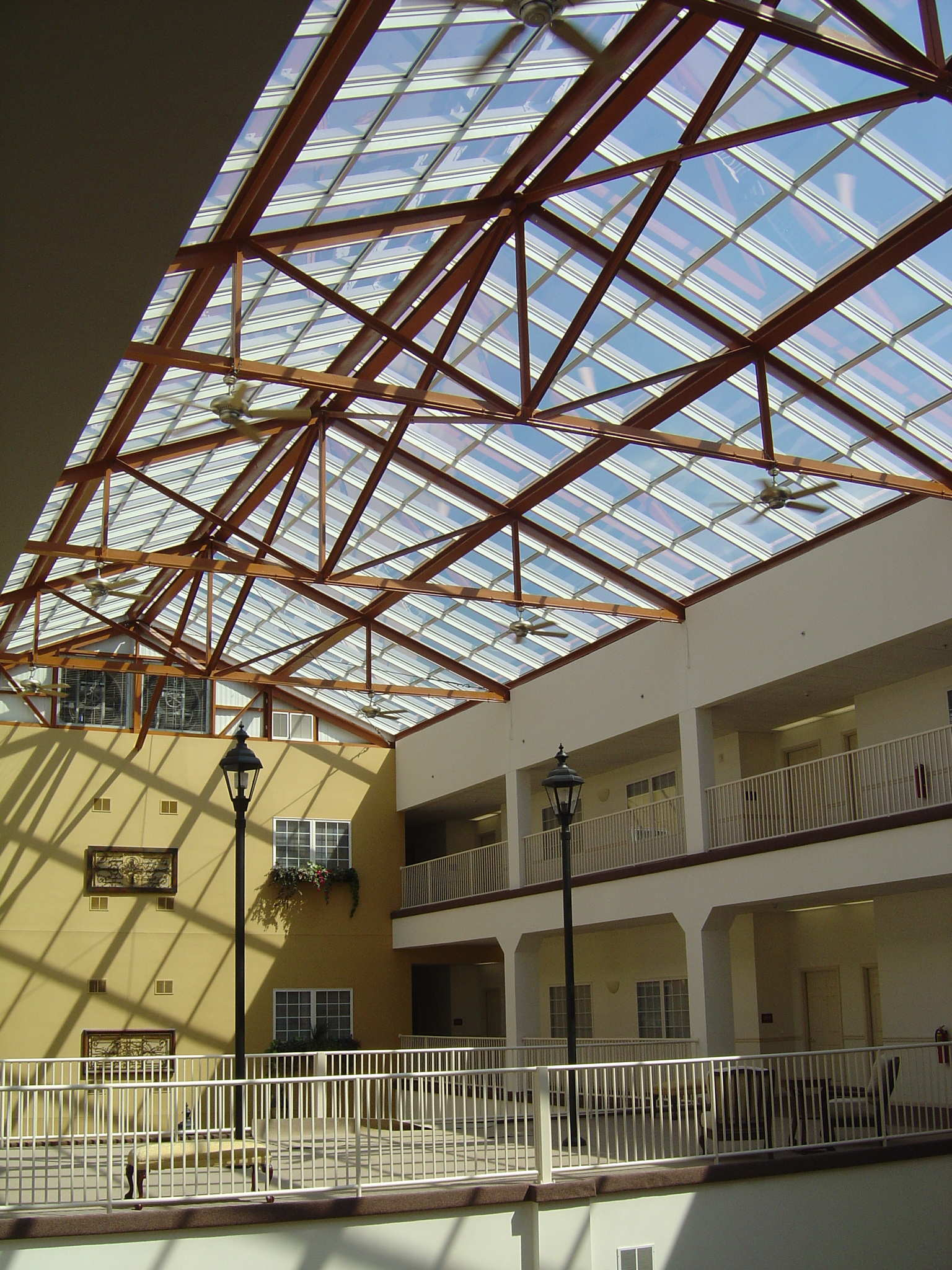Botanical greenhouse builders llc westlake ohio oh for Greenhouse skylights