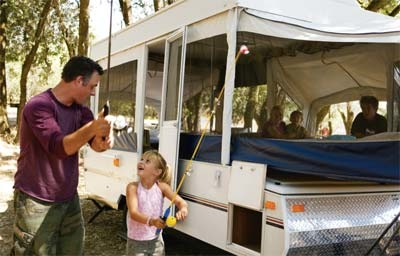 Happy Trails RV Rentals, LLC - ad image