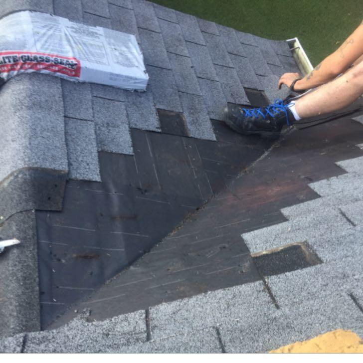 Hamby Roof Repair In Douglasville Ga 30135