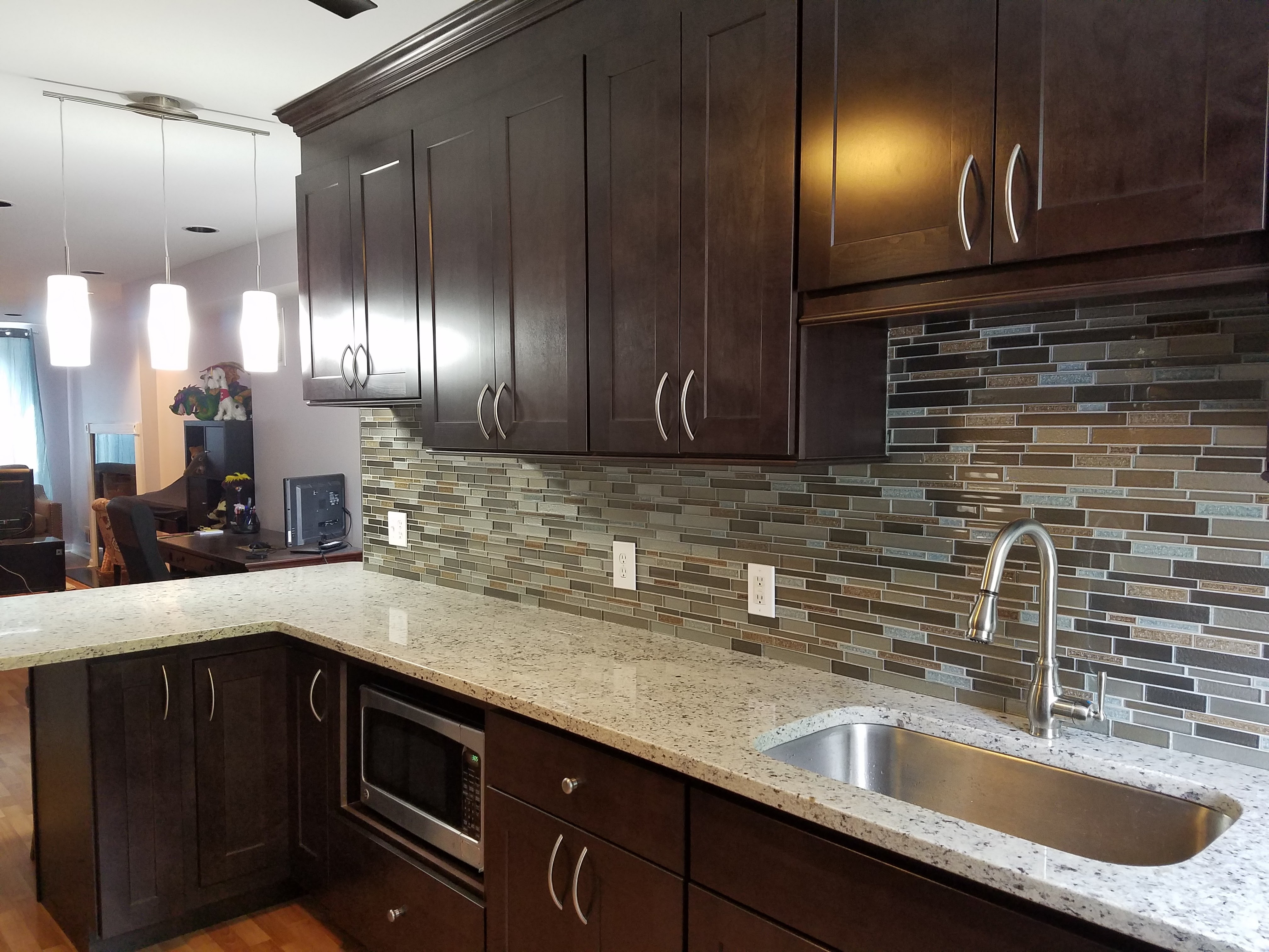 Trademark construction baltimore maryland md for Baltimore kitchen remodeling