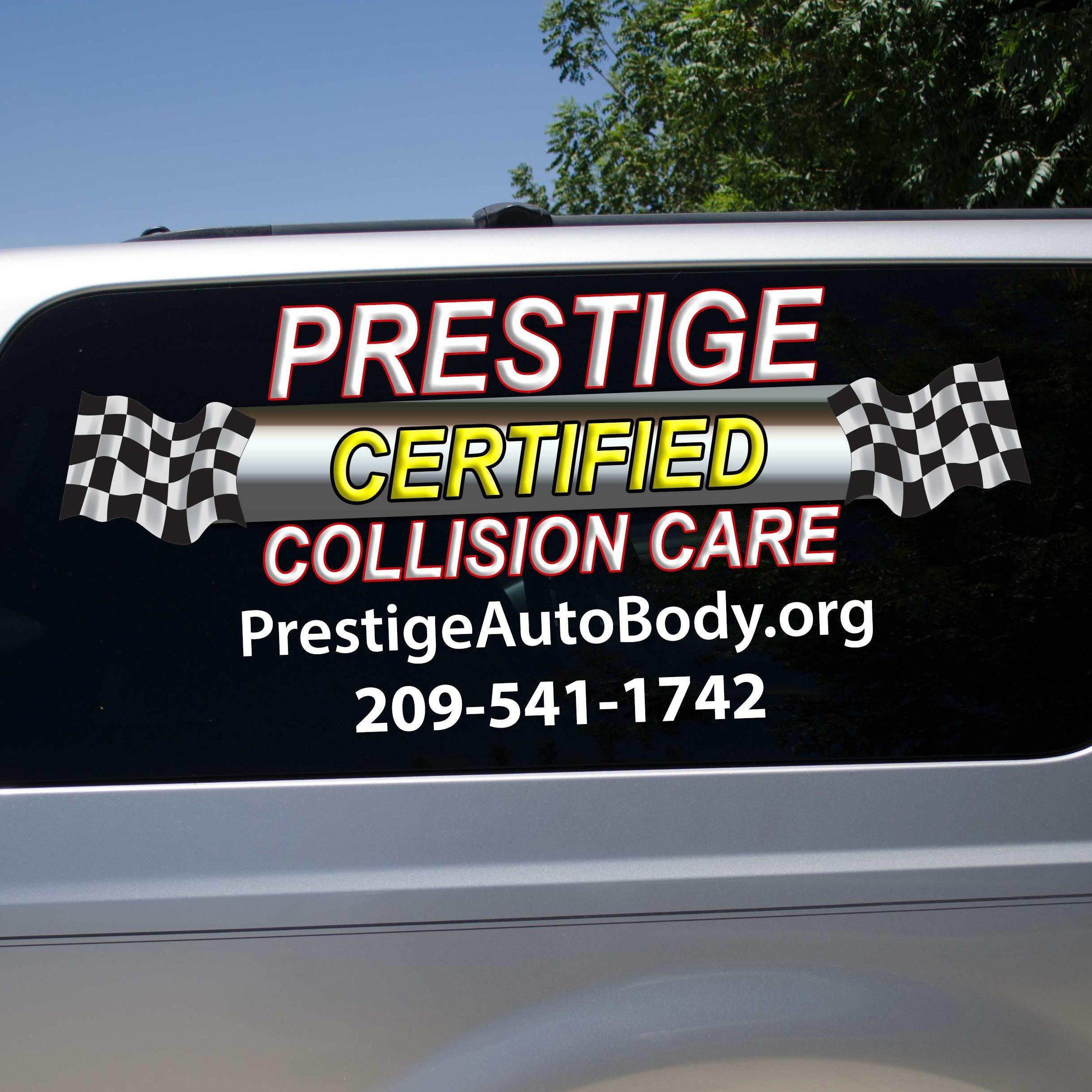 Prestige Auto Body & Frame - CERES, CA - Auto Body Repair & Painting