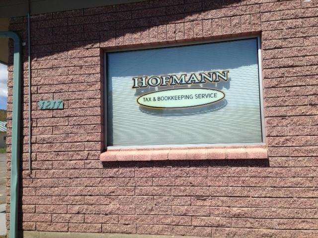 Hofmann Tax & Bookkeeping Service