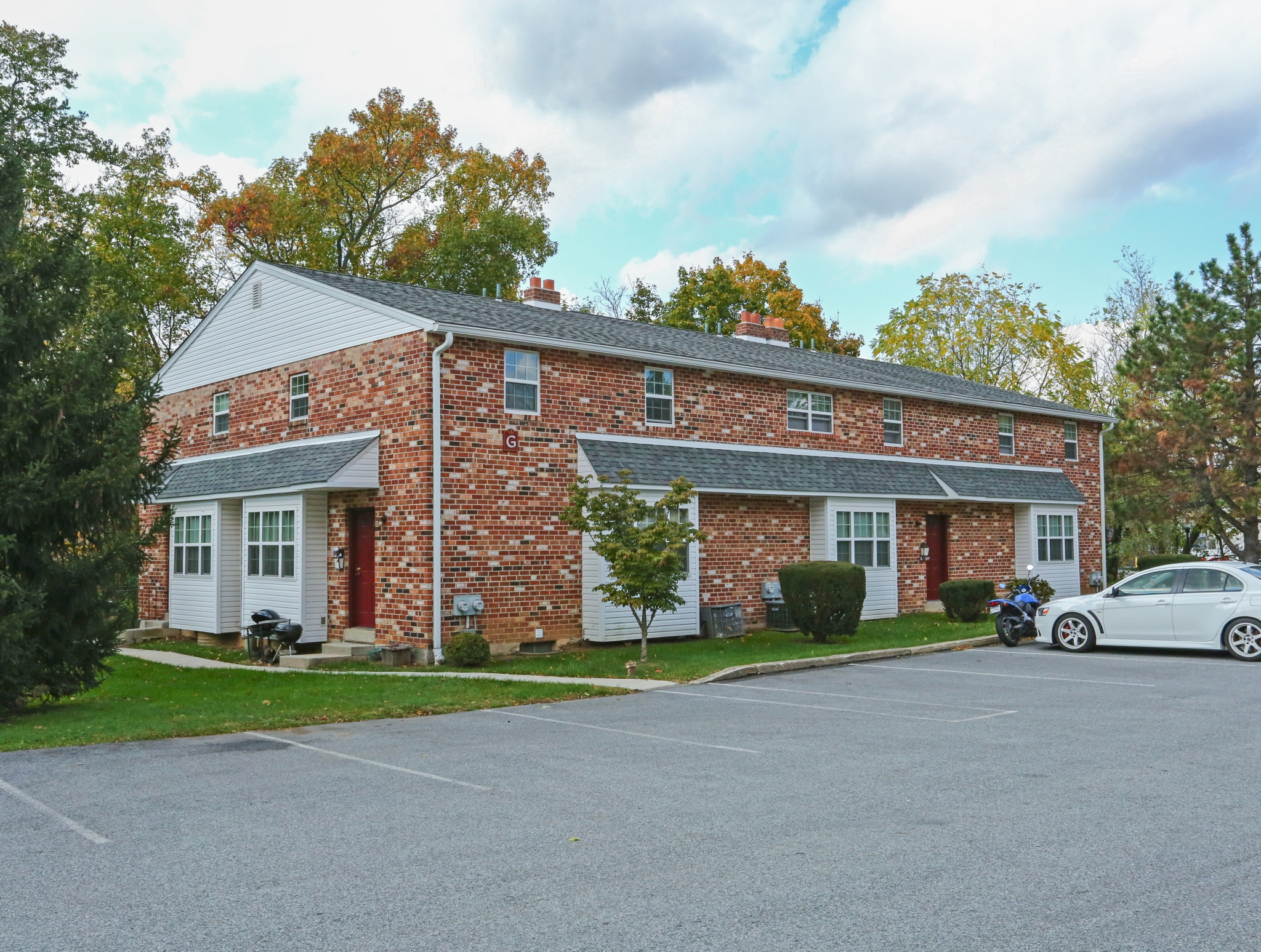 Paoli Place Apartments And Townhomes Paoli Pa