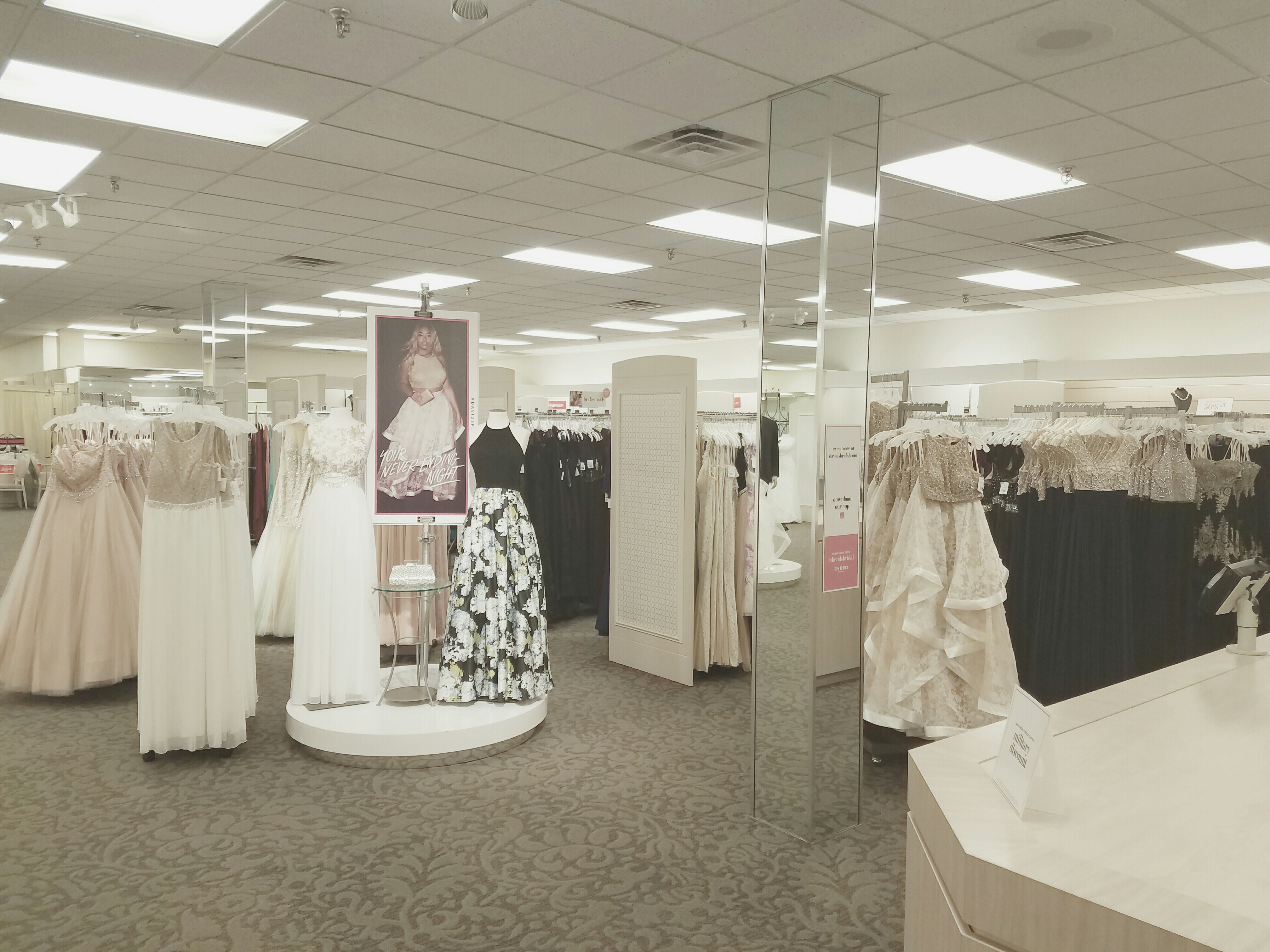 David 39 s bridal coupons roseville mn near me 8coupons for Wedding dress alterations roseville ca