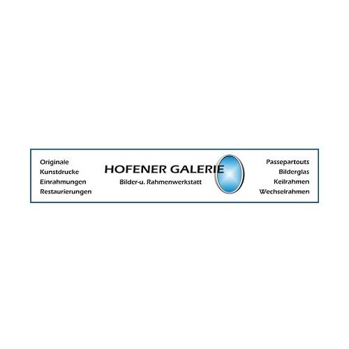 Bild zu Hofener Galerie Inh. Michael Weber in Friedrichshafen