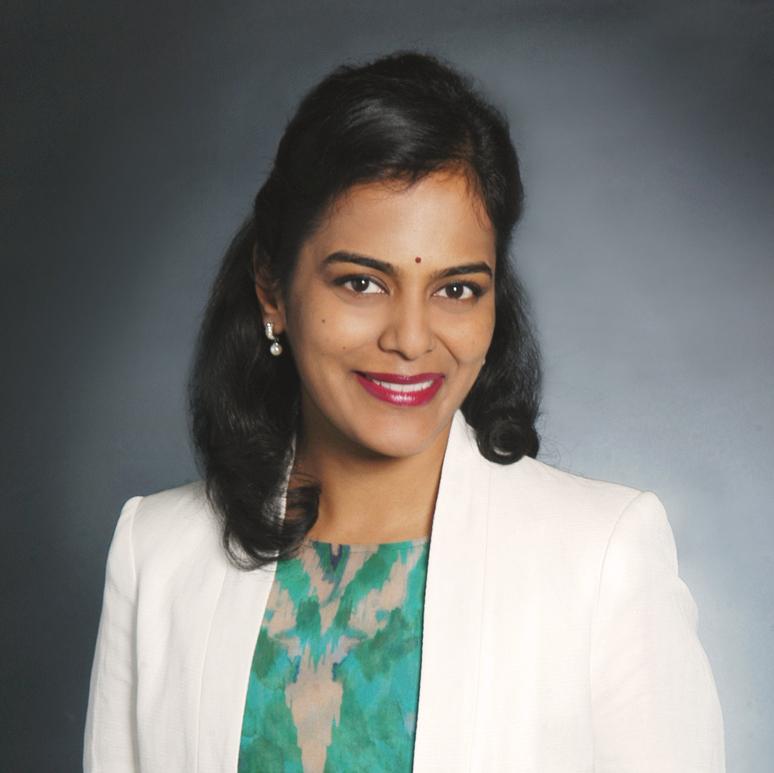 Anuradha Veerappan, OD Optician