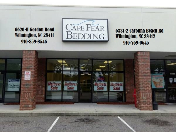 Cape Fear Bedding In Wilmington NC 28412