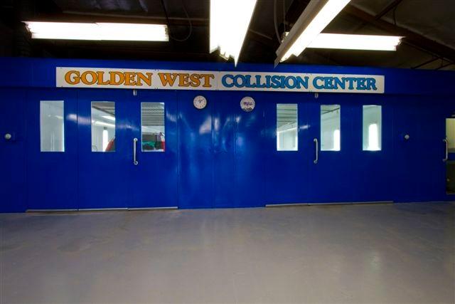 Golden west collision center inc sunnyvale california for South motors bmw collision center