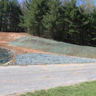 Foundation in NC Burnsville 28714 Ledford Grading LLC 44 River Rock Road  (828)682-5430