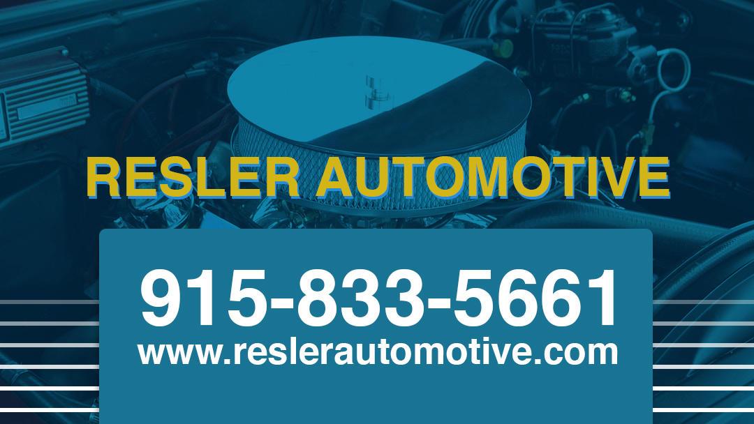 Resler automotive el paso texas tx for Chaparral motors el paso tx