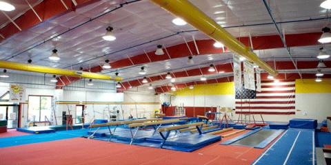 The Victors Gymnastics and Cheerleading Training Center