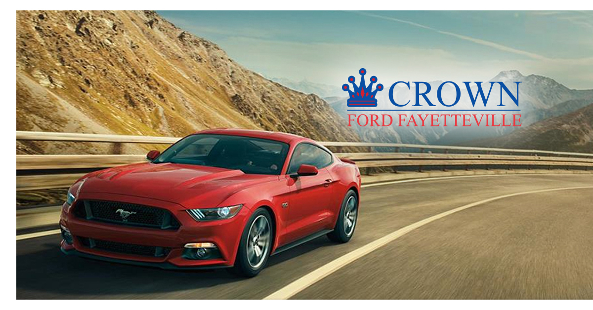 Crown Ford Fayetteville Used Cars