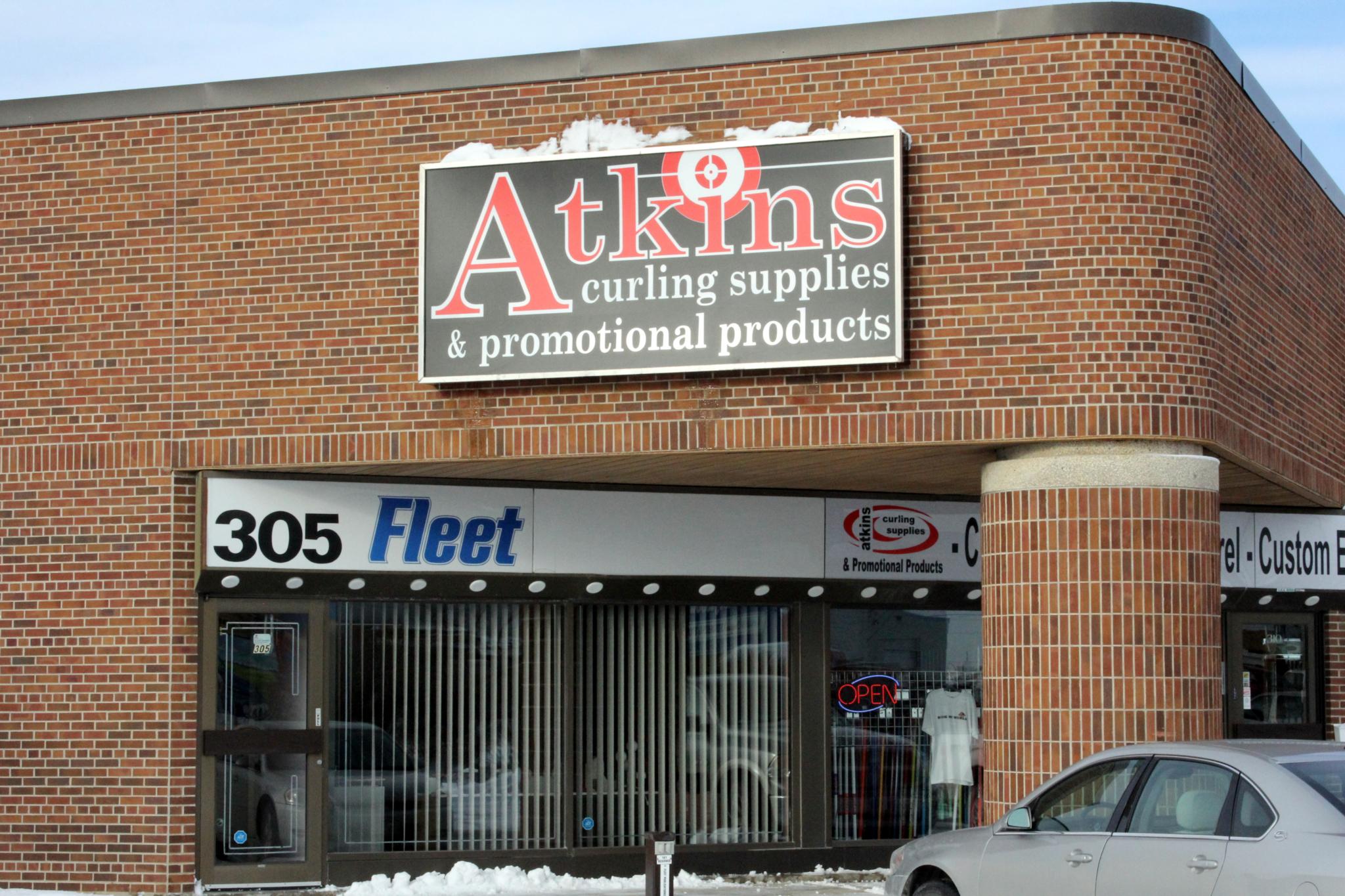 Atkins Curling Supplies