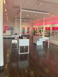 Interior photo of T-Mobile Store at Rt. 31 & French (Pittsford Plaza), Rochester, NY
