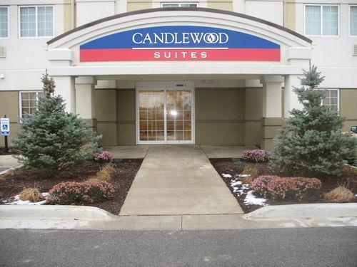 Candlewood Suites Fort Wayne Nw Fort Wayne Indiana In