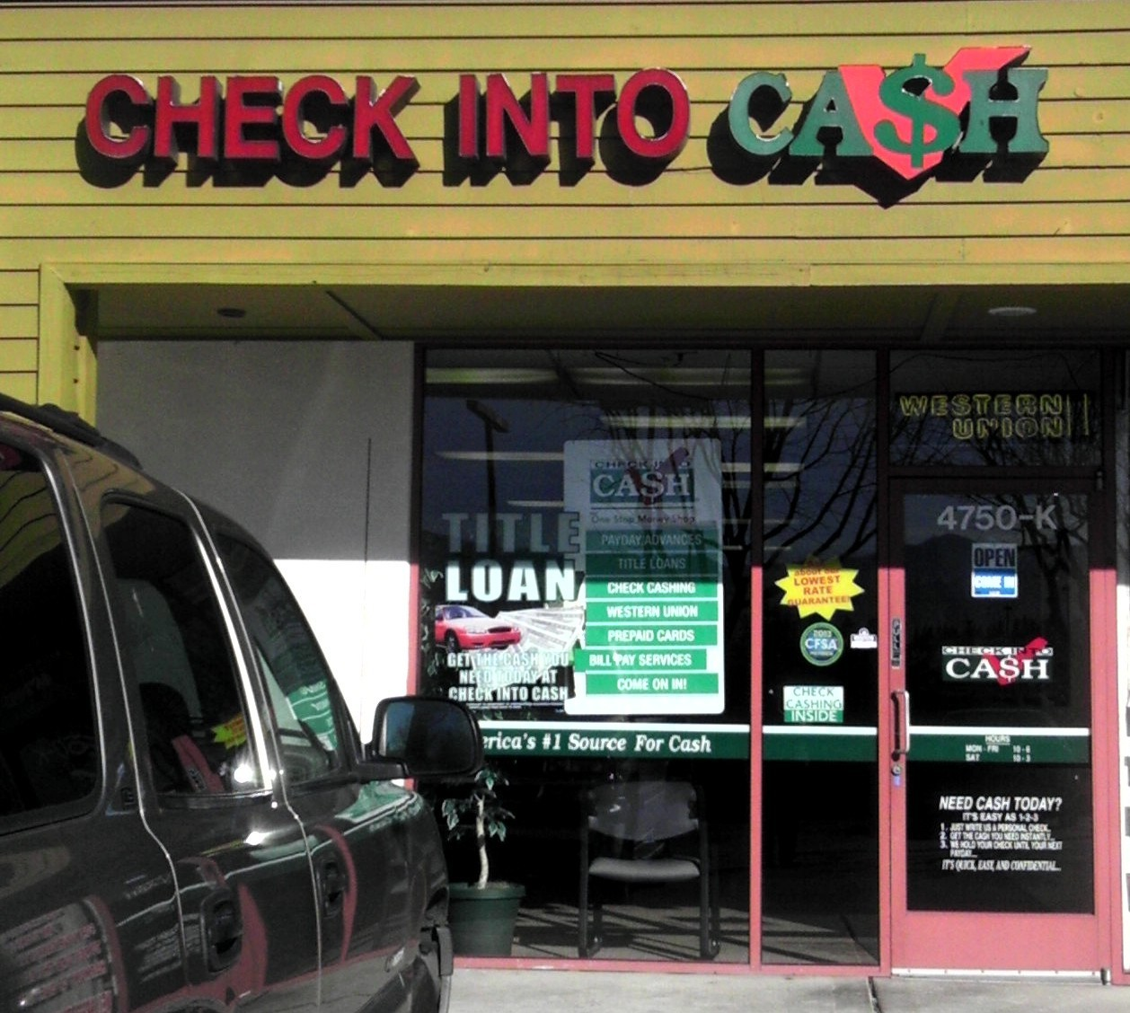 What You Need to Apply for an In-Store Loan in Sacramento