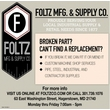 Foltz Manufacturing & Supply Co.