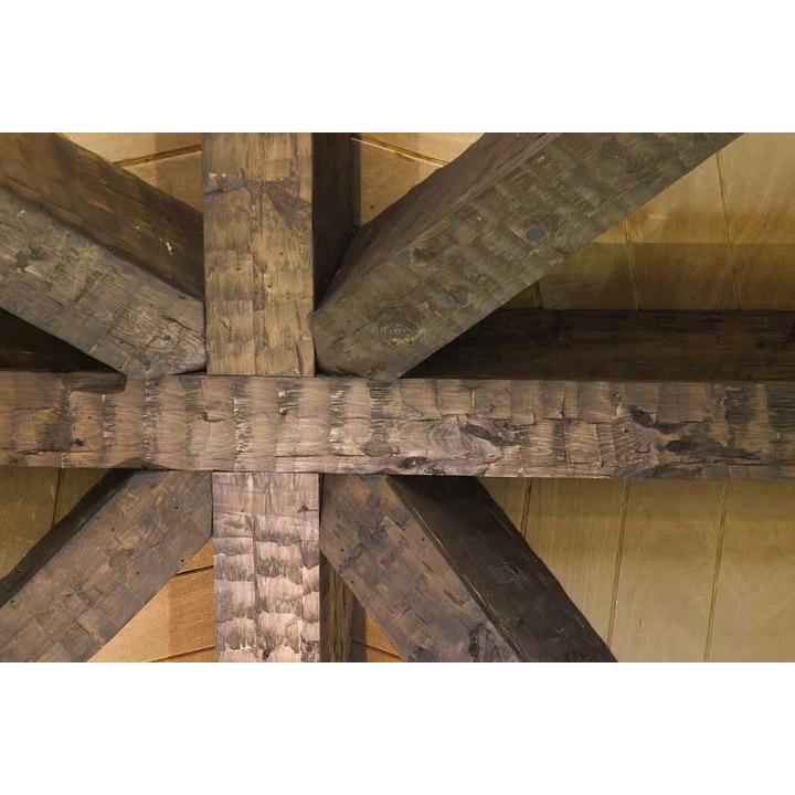 Hearthstone Log & Timberframe