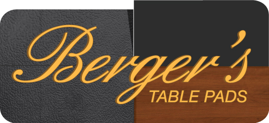 Berger's Table Pad Factory