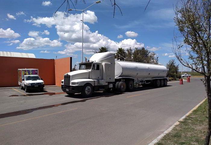 Pipas De Agua Suave De Puebla