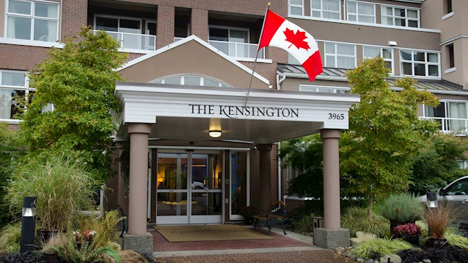 Revera The Kensington Victoria Retirement Residence