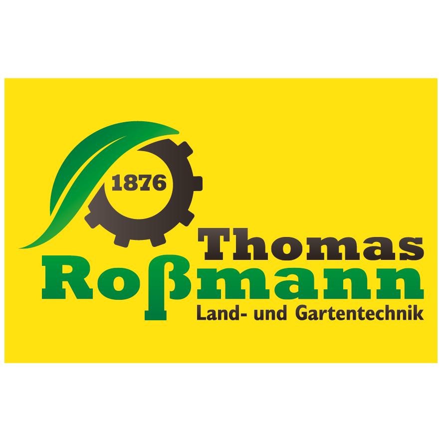 Bild zu Thomas Roßmann Land- und Gartentechnik in Tegernbach Gemeinde Rudelzhausen