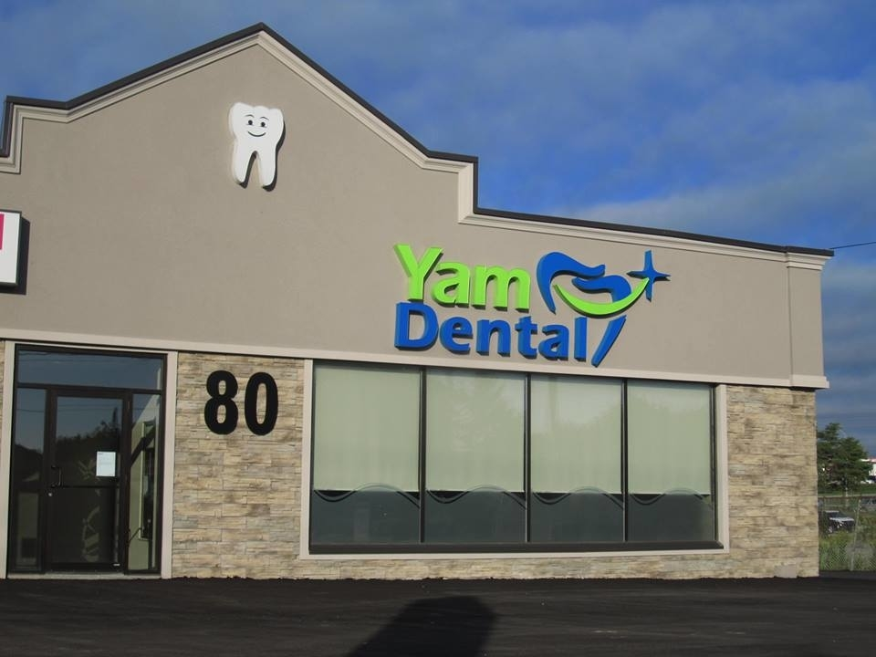 Yam Dental in Newmarket